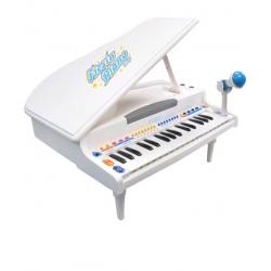 Piano De Juguete Para Niños Con 32 Teclas Y Microfono Integrado