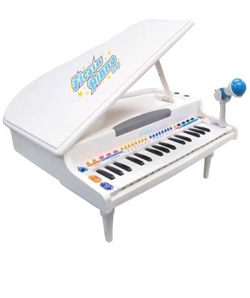 Piano De Juguete Para Niños Con 32 Teclas Y Microfono ...