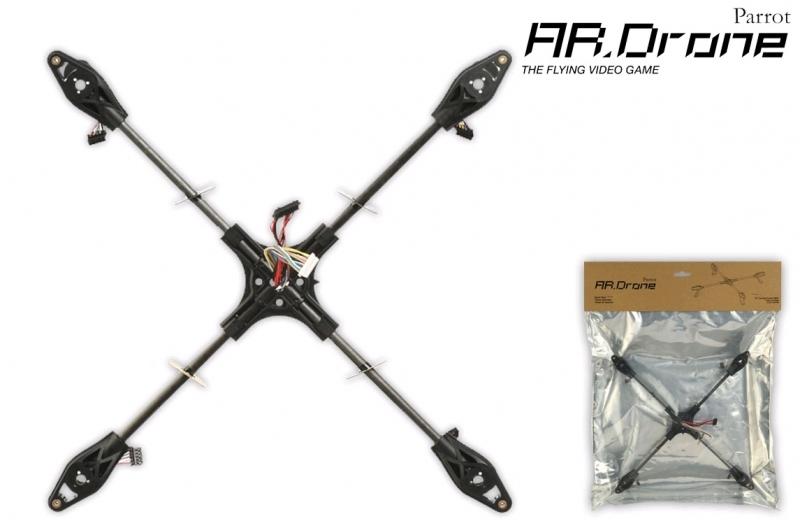 Estructura Central en forma de Cruz para Parrot AR.Drone