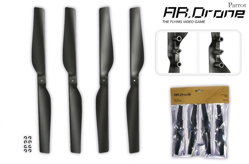 Helices para Parrot AR.Drone