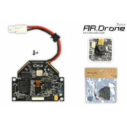 Tarjeta Madre (Tarjeta Central) y camara verticial para Parrot AR.Drone