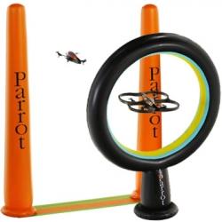 Dona y Pylon para juego AR.Race para AR.Drone by Parrot