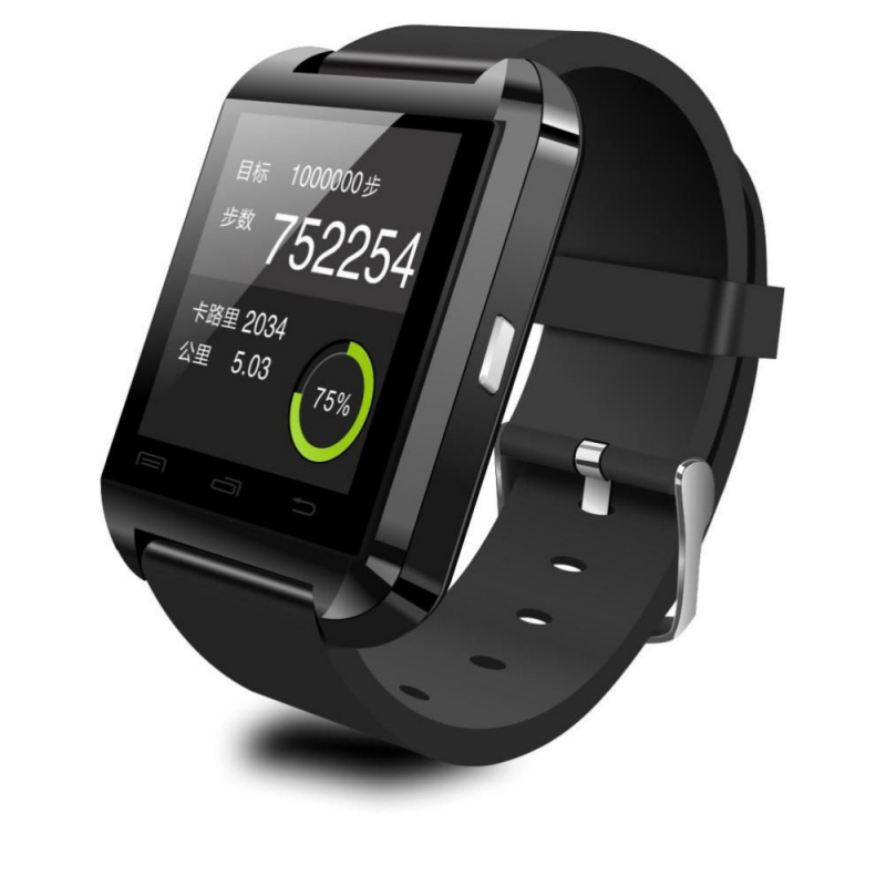 Smartwatch U8 Bluetooth iphone Android Samsung Reloj Inteligente