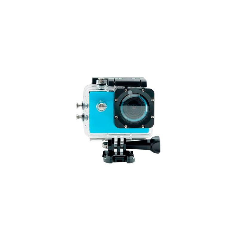 Camara Sportcam Full HD 1080  AZUL