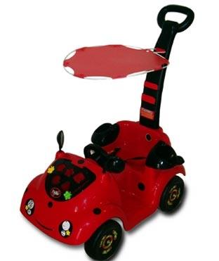 Carrito para bebes con sujetar para que lo diriga un for Espejos para ver a los bebes en el coche