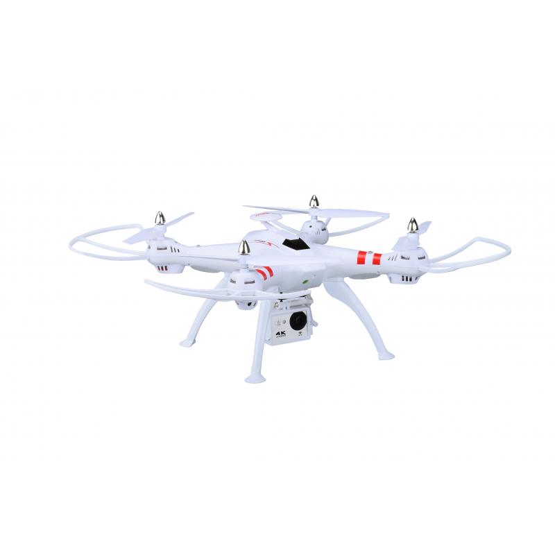 DRONE X15 CON ACTION CAMARA 4K QUE TRANSMITE EN VIVO A CELULAR