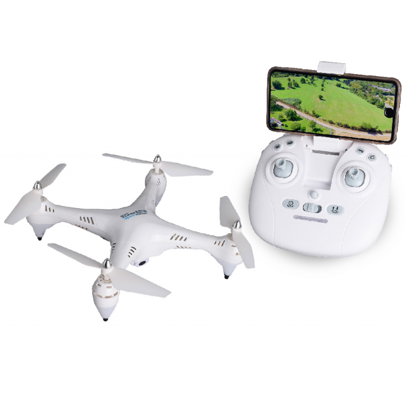 Drone GPS con Camara HD y operado desde Smartphone